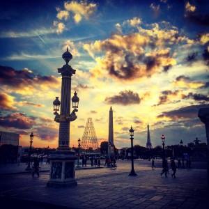 visiter paris - concorde